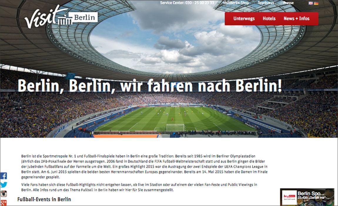 Berlin Tourismus & Kongress GmbH