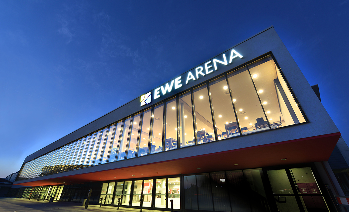 EWE Arena Oldenburg