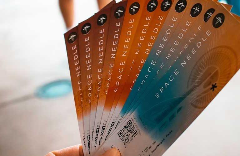Erstattung von Eintrittskarten